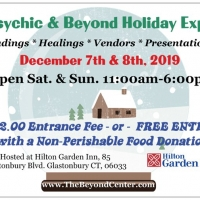 Holiday Psychic Expo & Beyond